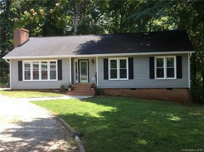 Single Family Home For Sale: 3521 Hickory Nut Court