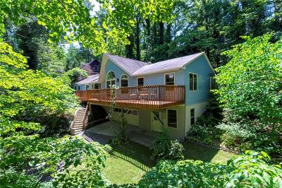 Asheville Single Family Home Under Contract-Show: 60 Marne Road