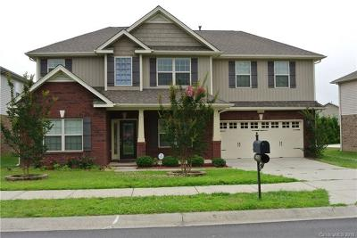 Charlotte Single Family Home For Sale: 14712 Vaughan Drive