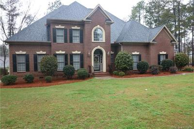 Rock Hill Single Family Home For Sale: 2001 Hayes Drive