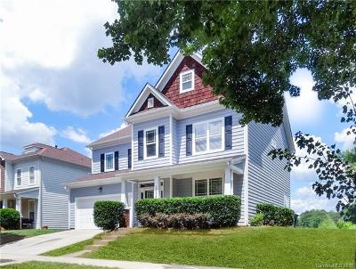 Single Family Home For Sale: 18944 Coachmans Trace