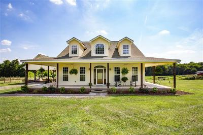 Single Family Home Under Contract-Show: 122 Barrier Farms Road