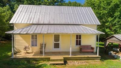 Stanly County Single Family Home For Sale: 22476 Canton Road
