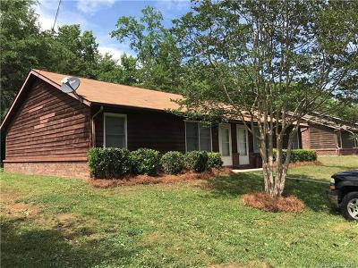 Kannapolis Multi Family Home For Sale: 1023 Kentucky Street