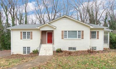 Charlotte Single Family Home For Sale: 4225 Tangle Drive