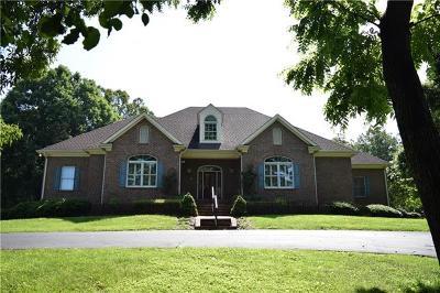 Lenoir Single Family Home For Sale: 711 Hibriten Drive SE