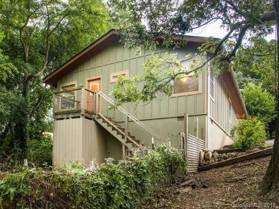 Asheville Single Family Home For Sale: 45 Riverview Drive