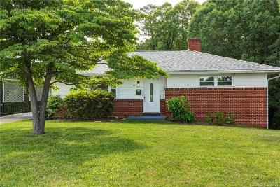 Asheville Single Family Home For Sale: 20 Harnett Street