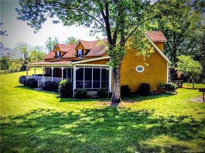 Union Mills Single Family Home For Sale: 717 Frog Creek Road