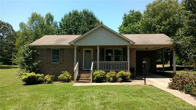 Gaston County Single Family Home Under Contract-Show: 504 W Old Post Road