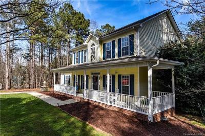 Terrell Single Family Home For Sale: 3800 Granite Street