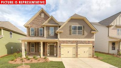Cabarrus County Single Family Home For Sale: 5880 White Cedar Trail #Lot 59