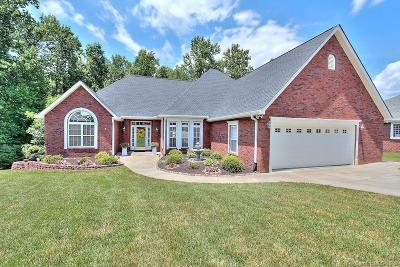Single Family Home For Sale: 1113 Blowing Rock Cove