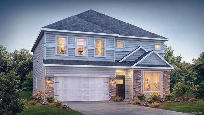 Concord Single Family Home For Sale: 5884 White Cedar Trail #Lot 61