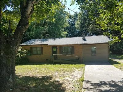 Alexander County, Caldwell County, Ashe County, Avery County, Watauga County, Burke County Single Family Home For Sale: 2248 Zion Road