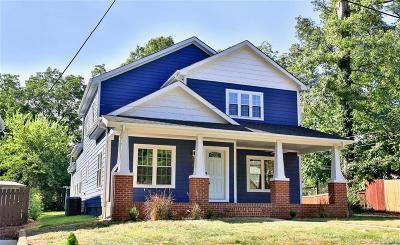 Charlotte Single Family Home For Sale: 212 Bacon Avenue #12