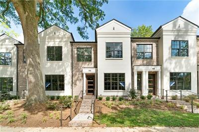 Southpark, Myers Park Condo/Townhouse For Sale: 2031 Lynnwood Drive