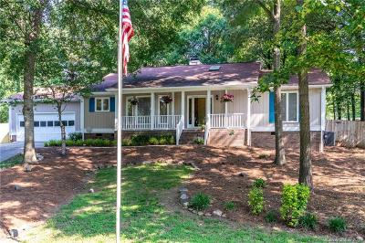 Fort Mill Single Family Home For Sale: 320 Brookside Drive