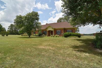 Mount Pleasant Single Family Home Under Contract-Show: 8200 County Line Road