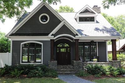 Charlotte Single Family Home For Sale: 1141 Lilac Road