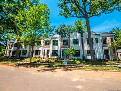 Southpark, Myers Park Condo/Townhouse Under Contract-Show: 2035 Lynnwood Drive