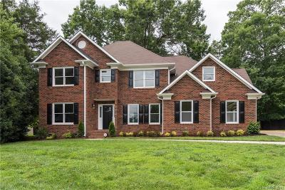 Charlotte NC Single Family Home For Sale: $369,000