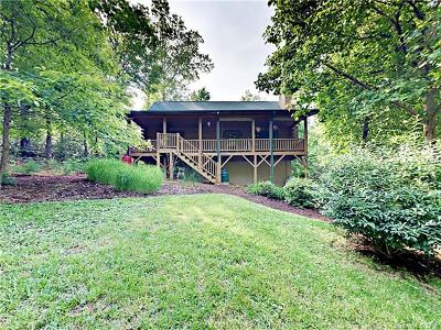 Lake Lure Single Family Home For Sale: 124 Starling Lane