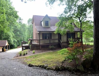 Single Family Home For Sale: 7903 Waxhaw Creek Road