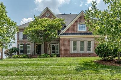 Huntersville Single Family Home For Sale: 9818 Coley Drive