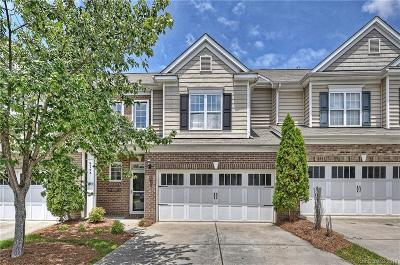 Charlotte Condo/Townhouse For Sale: 6755 Dusty Saddle Road