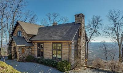 Rutherford County, Polk County Single Family Home For Sale: 1616 White Oak Mountain Road