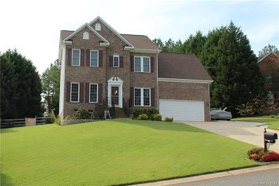 Fort Mill Single Family Home For Sale: 103 Winding Brook Court