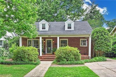 Charlotte Single Family Home For Sale: 2324 E 5th Street