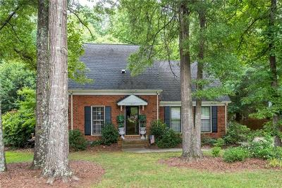 Matthews Single Family Home For Sale: 641 Neill Ridge Road