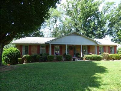 Statesville Single Family Home For Sale: 529 N Carolina Avenue