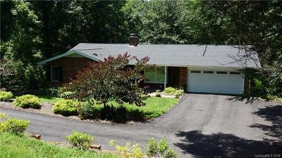 Waynesville Single Family Home For Sale: 76 Chateau Place