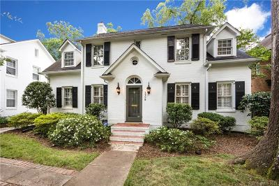 Charlotte Single Family Home For Sale: 1715 Beverly Drive
