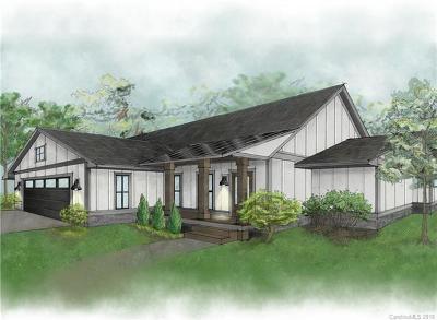 Weaverville Single Family Home For Sale: 143 Hamburg Mountain Road