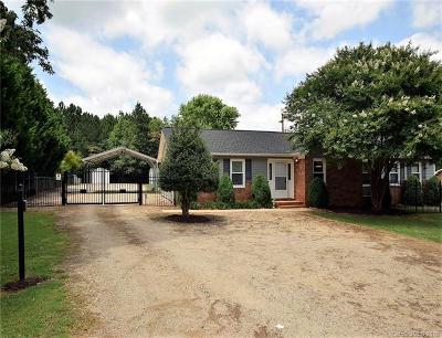 Monroe Single Family Home For Sale: 1112 Willoughby Road