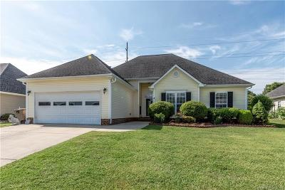 Indian Trail Single Family Home Under Contract-Show: 2004 Galena Chase Drive