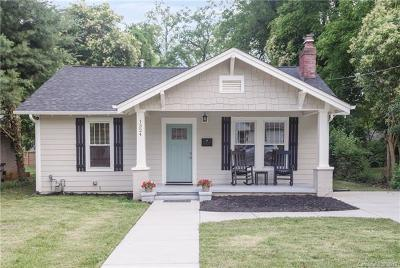 Charlotte Single Family Home For Sale: 1324 35th Street