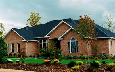 Hickory Single Family Home For Sale: 424 Players Ridge Road