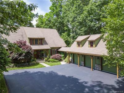 Waynesville Single Family Home For Sale: 740 Rocky Knob Road