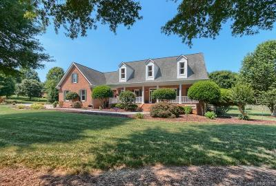 Matthews, Weddington Single Family Home For Sale: 7000 High Meadow Drive