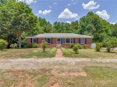 Single Family Home For Sale: 3018 University Drive