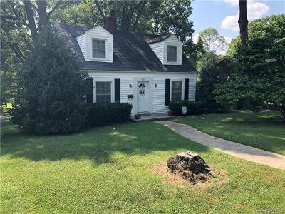 Stanly County Single Family Home For Sale: 627 N 6th Street