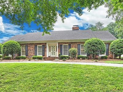 Barclay Downs Single Family Home For Sale: 3100 Wickersham Road