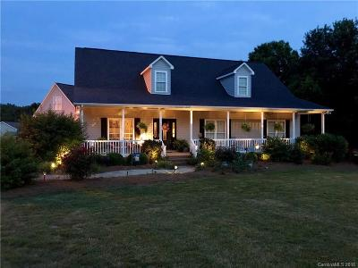 Stanly County Single Family Home For Sale: 15038 Bull Hill Road