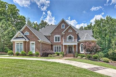 Waxhaw NC Single Family Home For Sale: $899,900
