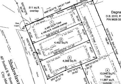 Asheville Residential Lots & Land For Sale: 9 Shadowlawn Drive #3